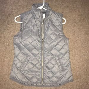 Old Navy Quilted Vest Size Small